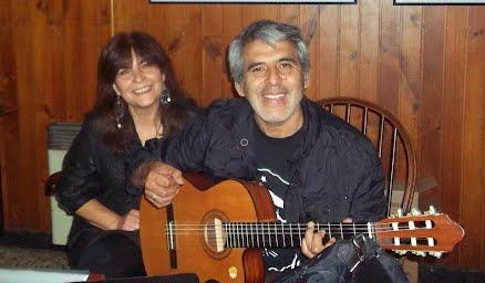 con Peteco Carabajal