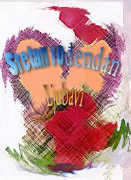 Sretan rođendan ljubavi,e čestitka za zaljubljene