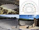 Η Τεχνολογια των Αρχαιων Ελληνικων Θεατρων