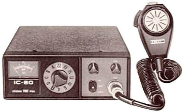 Icom IC-60