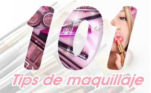 101 tips de maquillaje