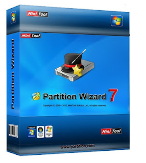MiniTool Partition Wizard Home Edition 7.8 Portable