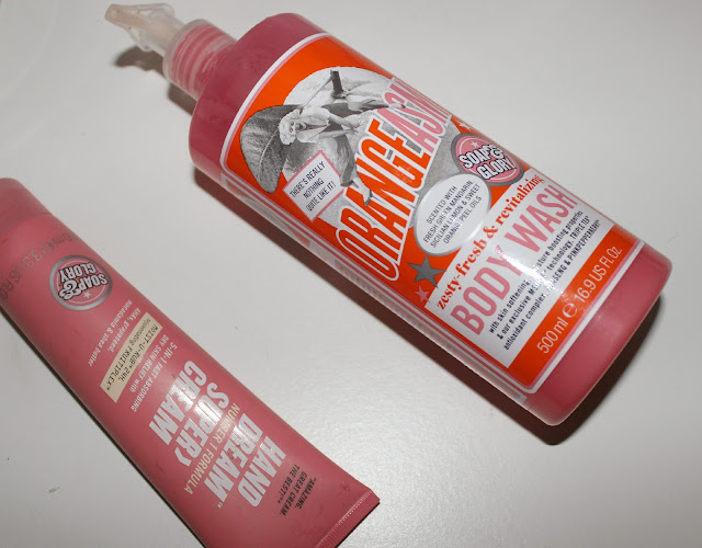 soap & glory hand dream