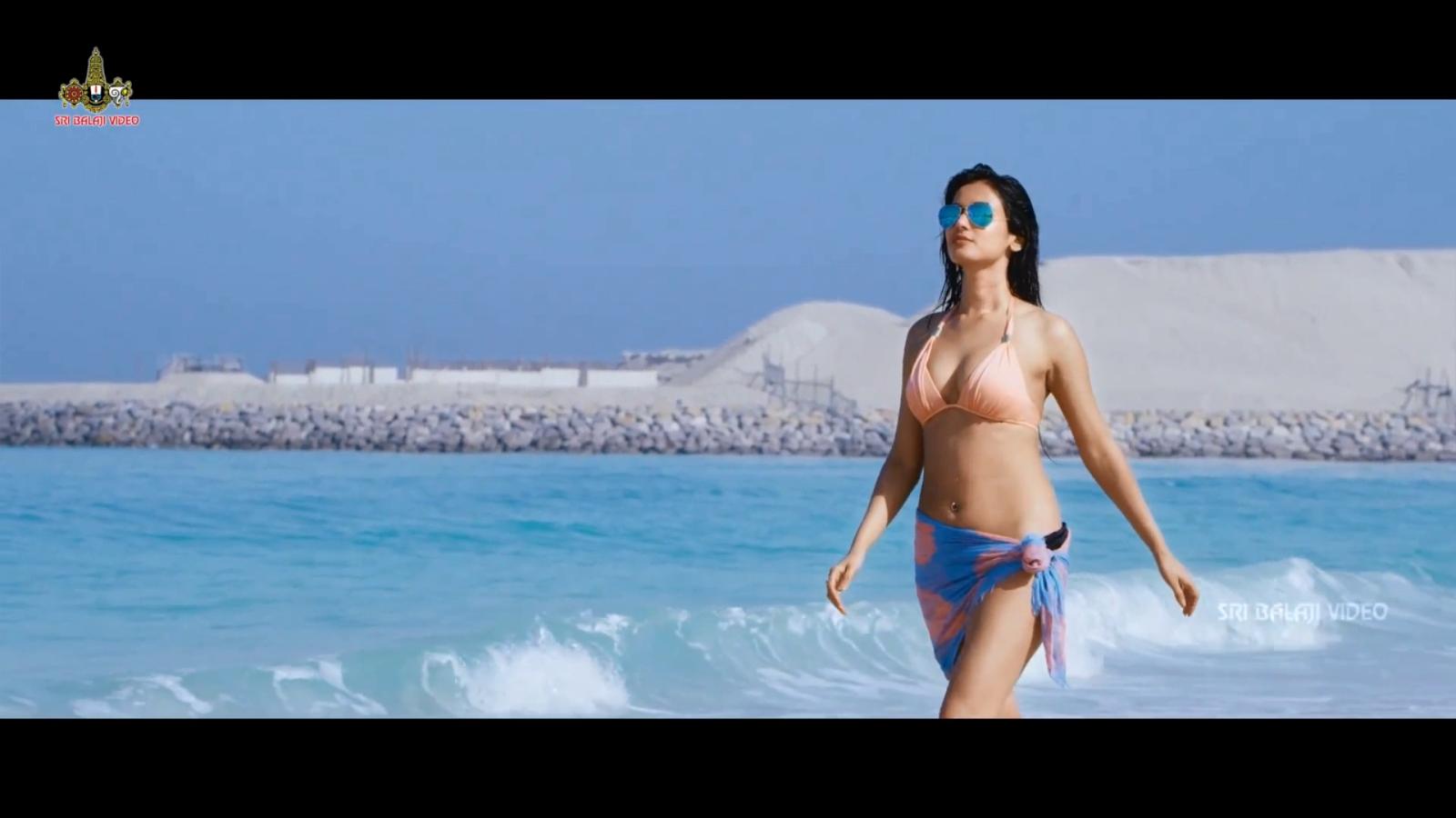 Sonal chauhan hot bikini