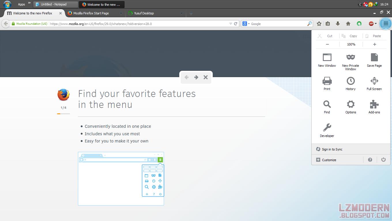 Mozilla Firefox New 32 Beta 3 Offline & Online Installer