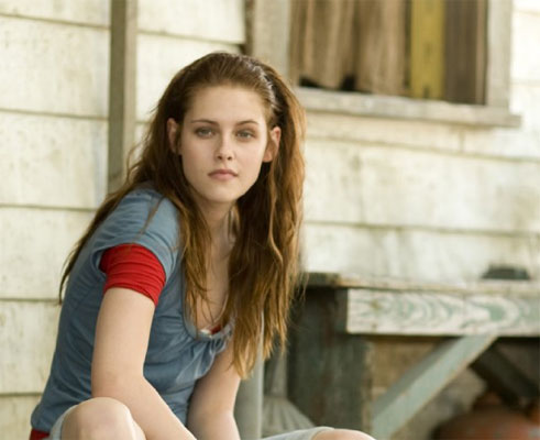 Kristen Stewart   Wild on Outstanding Performance In Into The Wild Hollywood Definitely Took