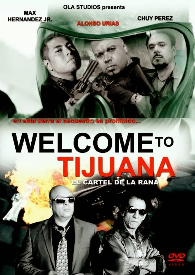 Ver Welcome to Tijuana (2013) Online