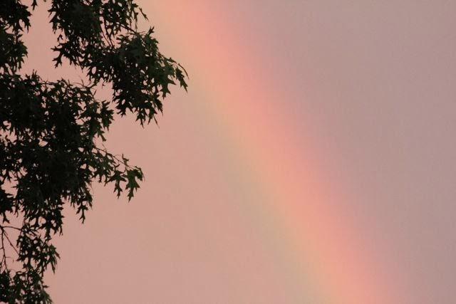 rainbow's end?