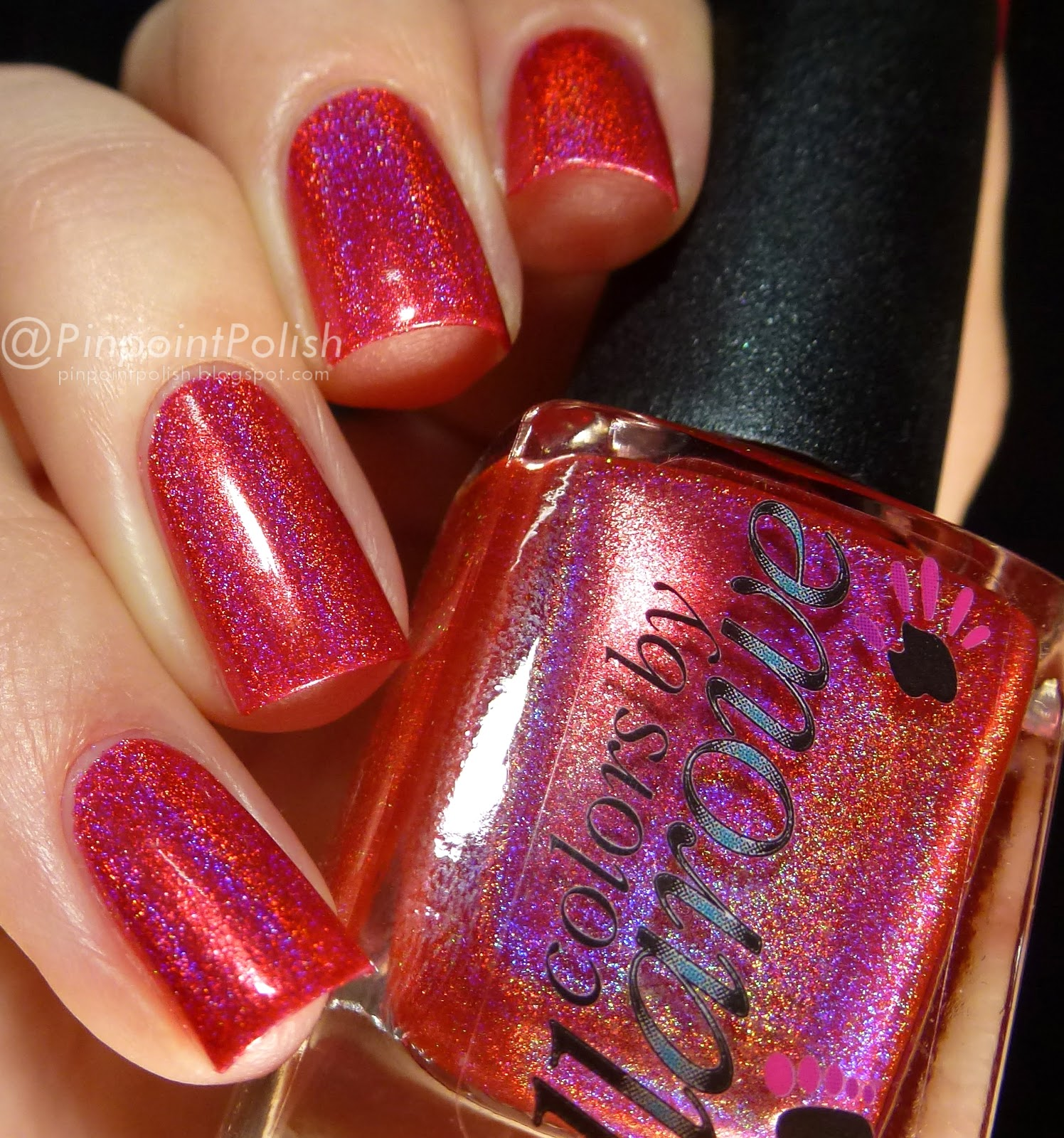 Little Red Corvette, Colors by Llarowe, swatch