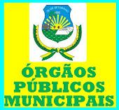 ÓRGÃOS PÚBLICOS  MUNICIPAIS DE MOSSORÓ