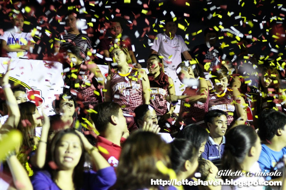Shakey's V-League Opening Day