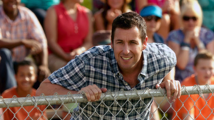 Adam Sandler Movie Blended