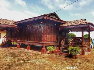 rekaan rumah kayu, rekaan rumah papan, rekaan rumah kampung