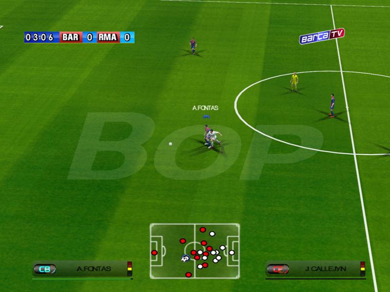 Barca TV 2012 Scoreboard By Bop