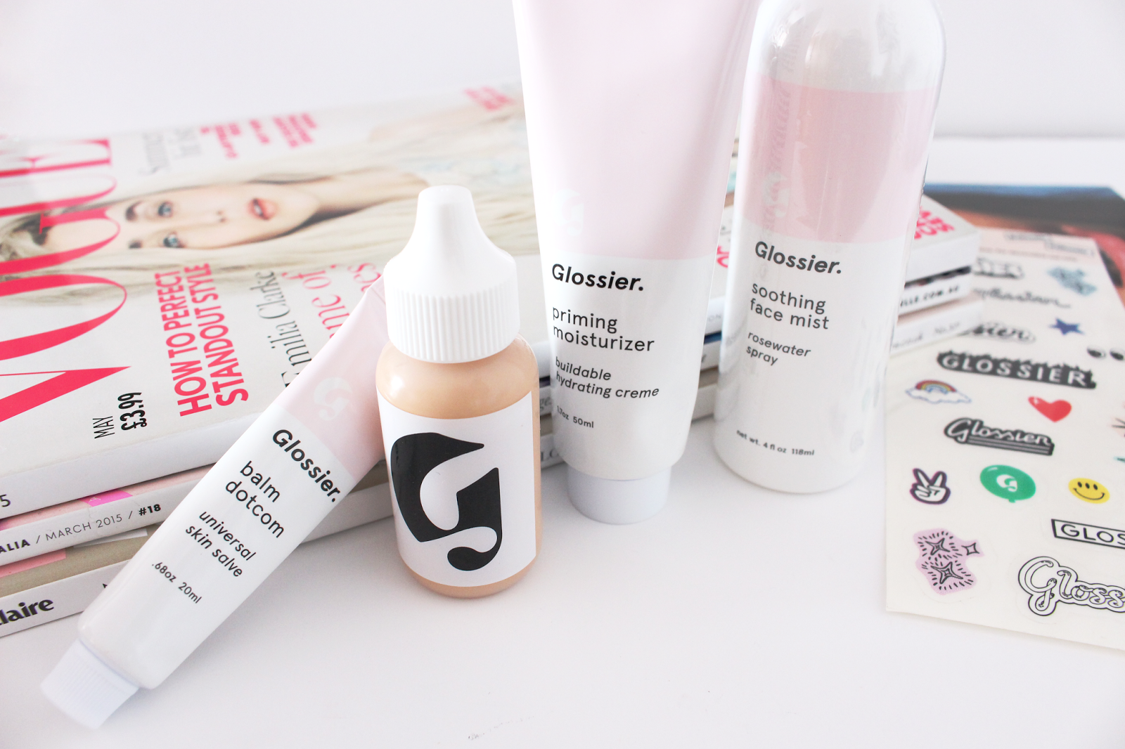 get glossier in the uk and rest of the world (review)