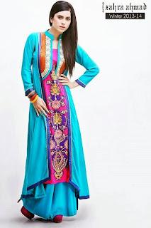 zahra ahmed 2013 DRESSES