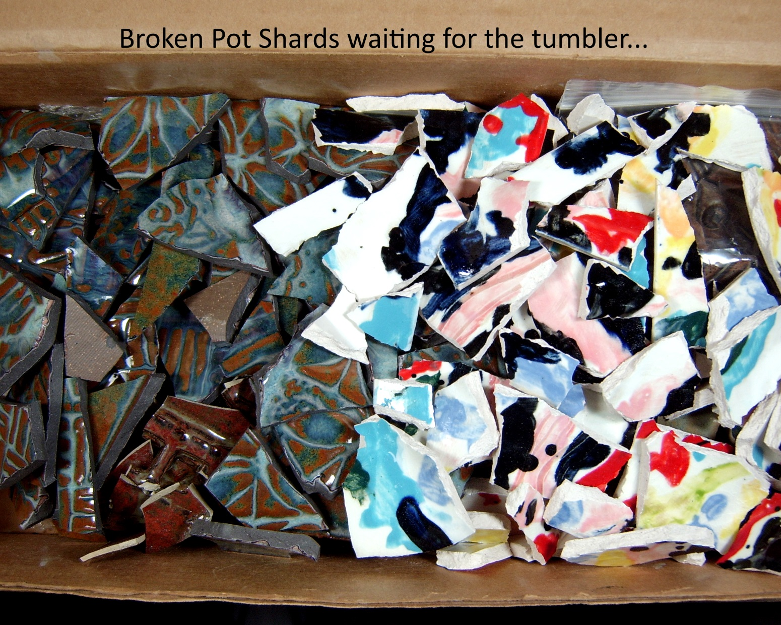 More Pottery Shards...