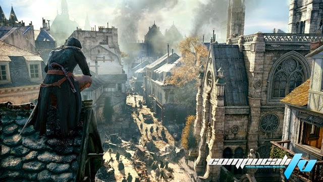 Imágenes de Assassins Creed Unity PC