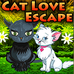 Play Games4King Cat Love Escap…
