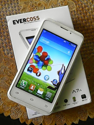 Harga Evercoss A7A dan Spesifikasinya Terbaru
