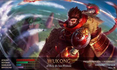 LOL-Wukong