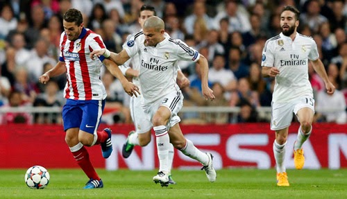 Real Madrid vs Atletico Madrid 1-0 UEFA Champions League Full Gallery