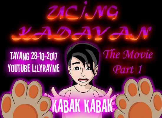 Ucing Kadayan The Movie Part 1 Mula Di Tayangkan.Sila like & Komen ya.