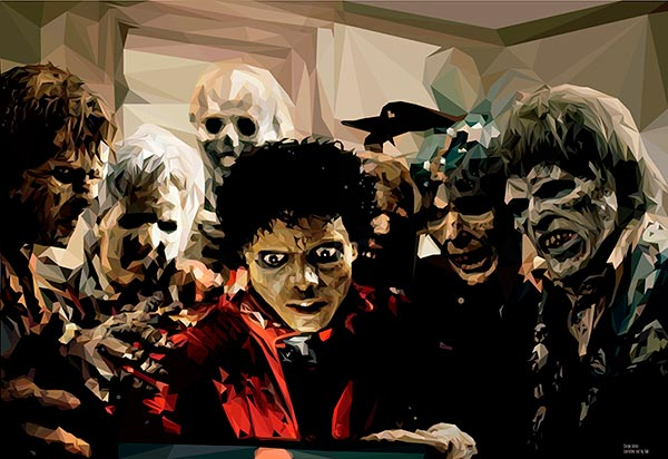 Ilustración, Thriller de Sergio Gómez