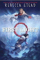 Bookcover of FIRST LIGHT by Rebecca Stead