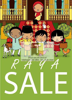 Hush Puppies Raya Sale 2012