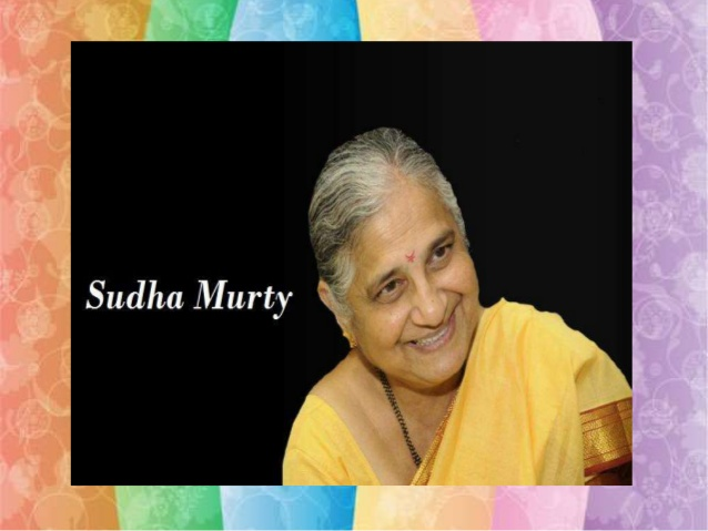 life of sudha murty The inside story of sudha murthy & narayana he asked murthy what he wanted to become in life murthy said he murthy says, sudha, i stepped on your career to.