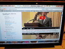 VIDEO PRESENTATION FROM MAY LUNCHEON OF IMPORTANT ADDITIONS TO ACRWL'S WEB SITE