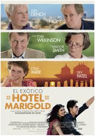 Ver El extico Hotel Marigold - The Best Exotic Marigold Hotel (2012) Online Castellano