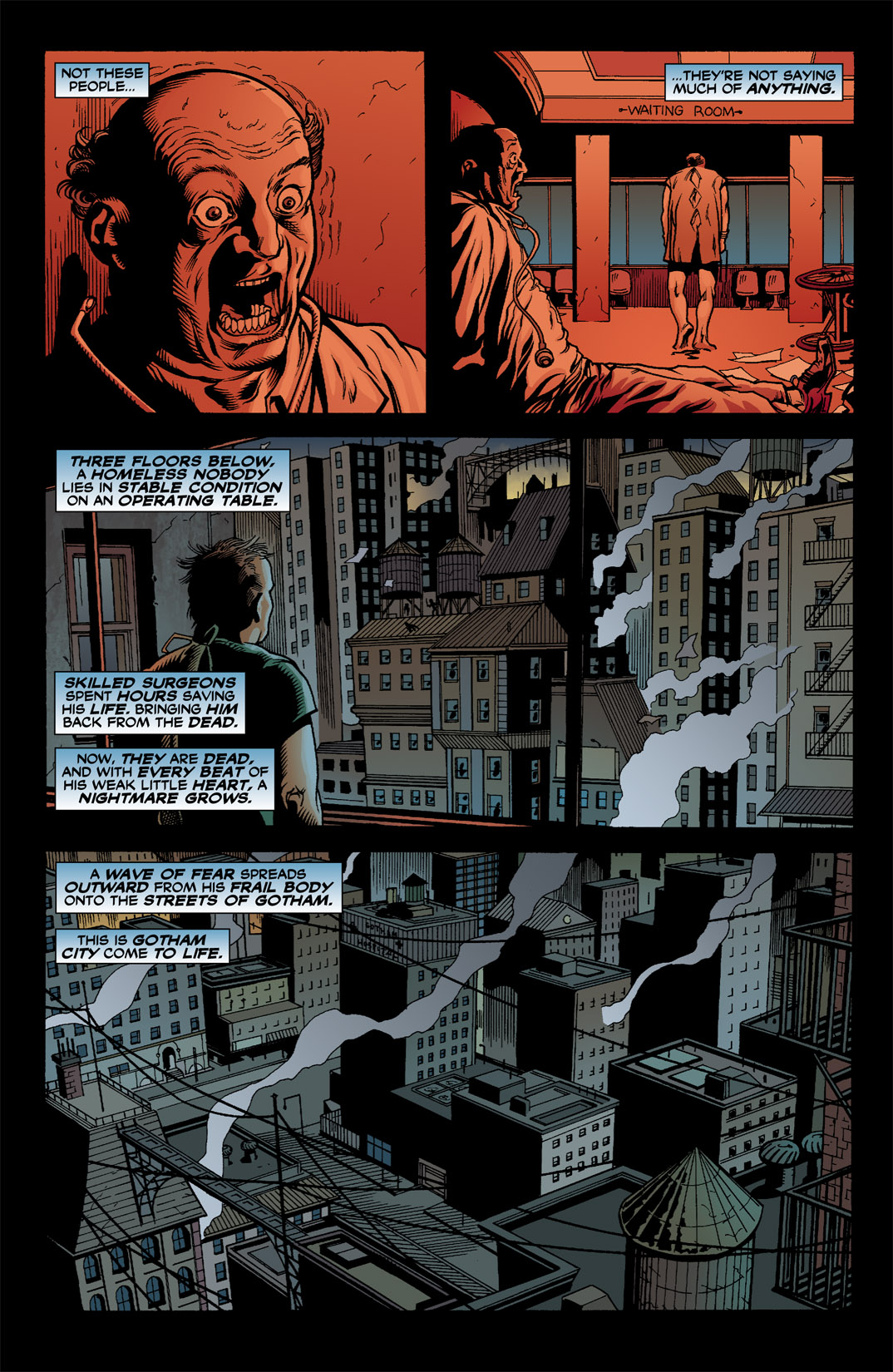 Detective Comics (1937) Issue #813 Page 21