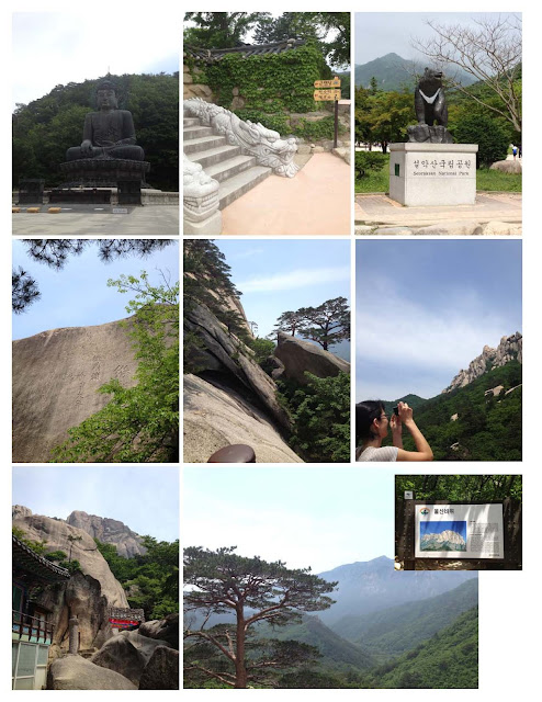 Seorak Mountain in South Korea | Seoraksan