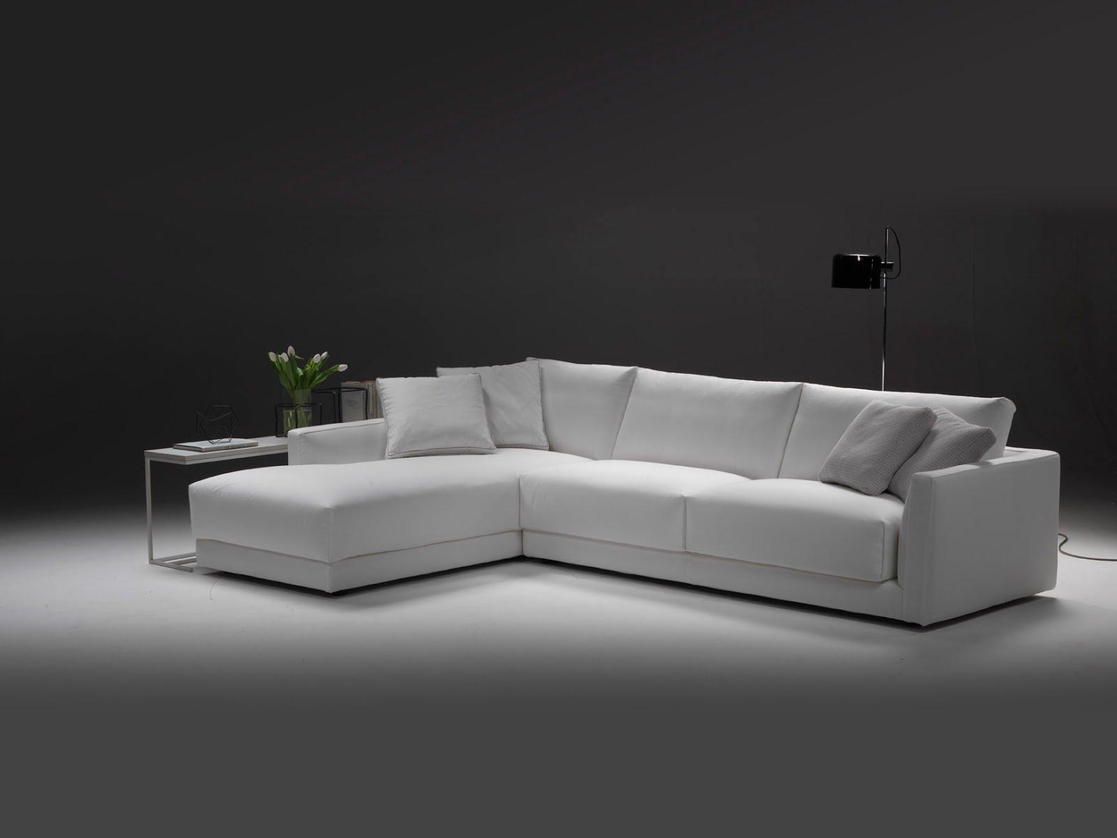 Fotogallery 5 divani con chaise longue per tutti i gusti for Divani moderni con chaise longue