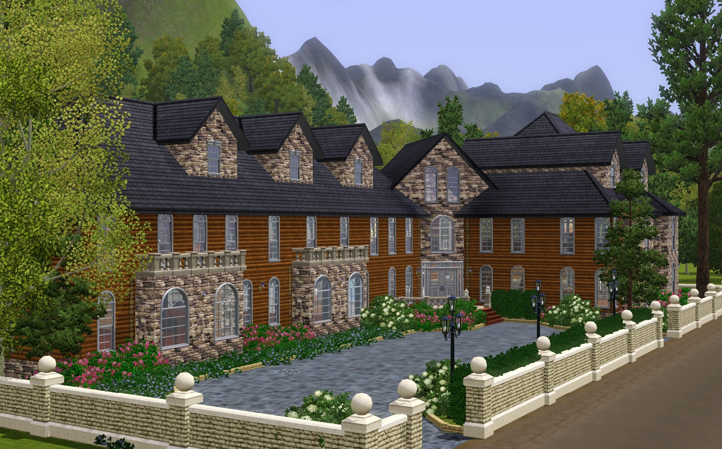 Huntington Hills Country Club The Sims Forums