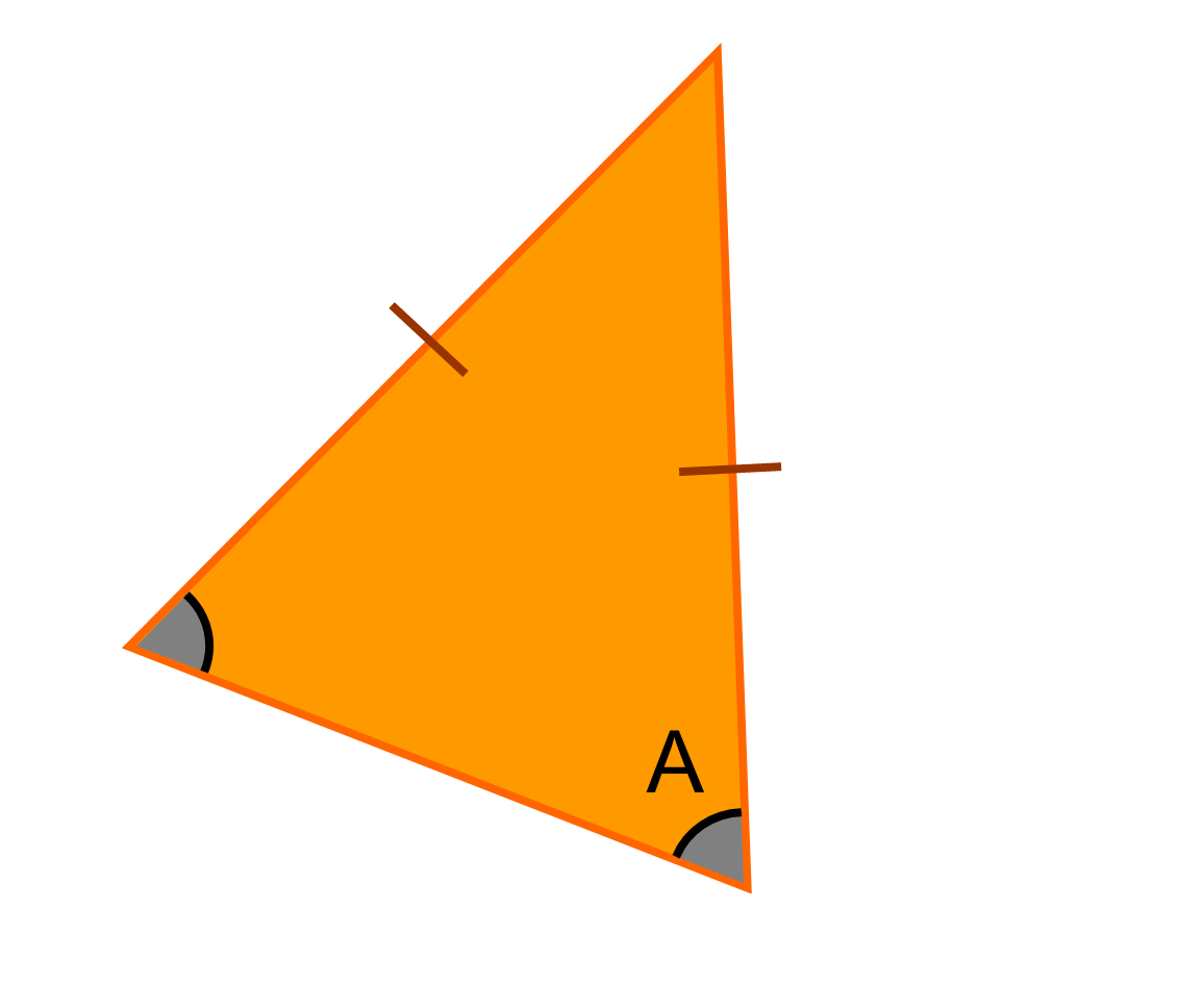 isosceles triangle Isosceles triangle calculator is an online tool which makes calculations easy and fast try our free isosceles triangle calculator understand the various steps.