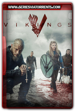 Vikings 3ª Temporada Torrent – Bluray 720p Dublado (2015)