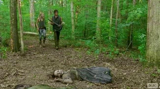 Desktop Background: The Walking Dead 4x10 Capitulo 10 Temporada 4 ...