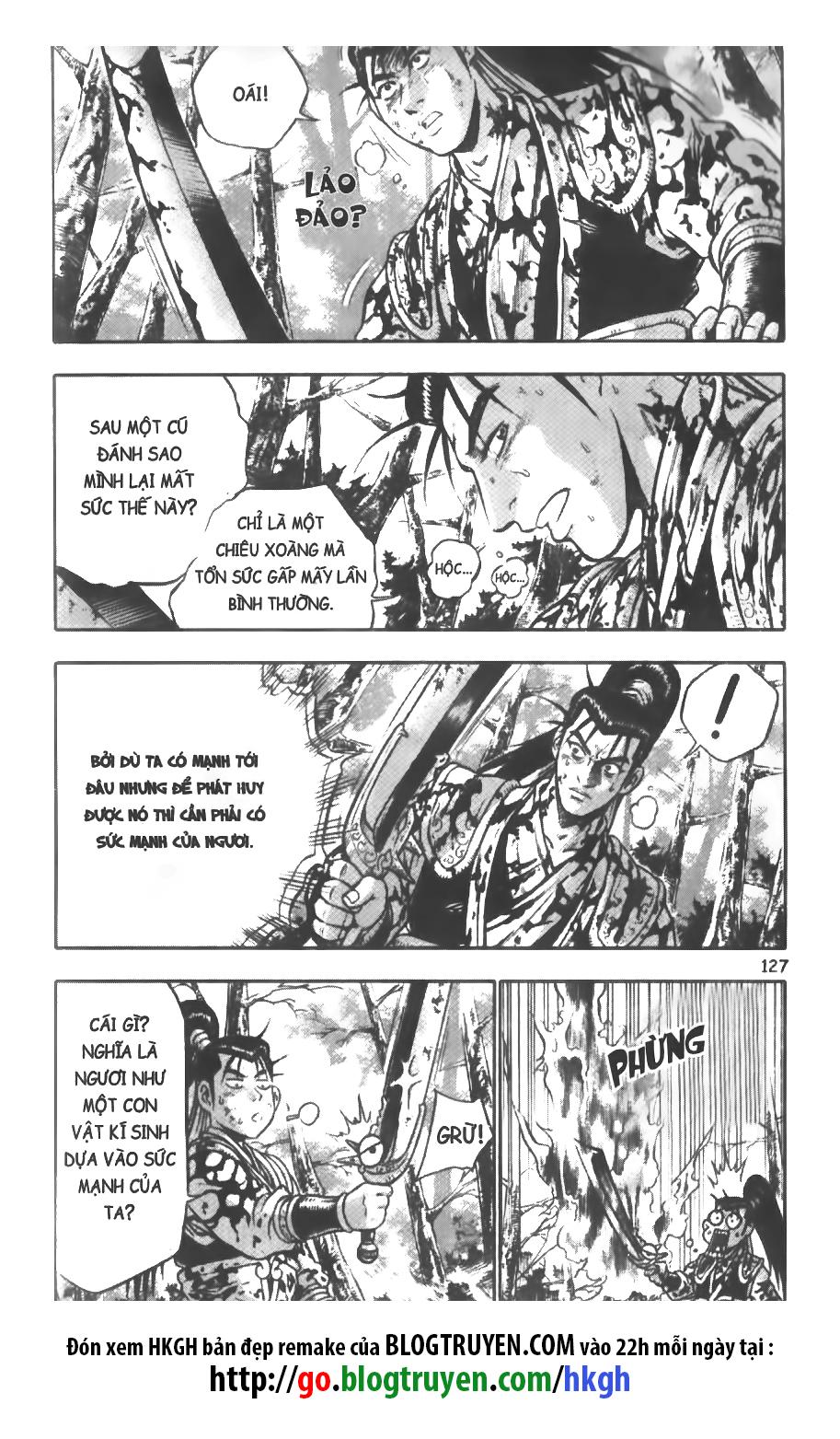 Hiệp Khách Giang Hồ chap 329 page 18 - IZTruyenTranh.com