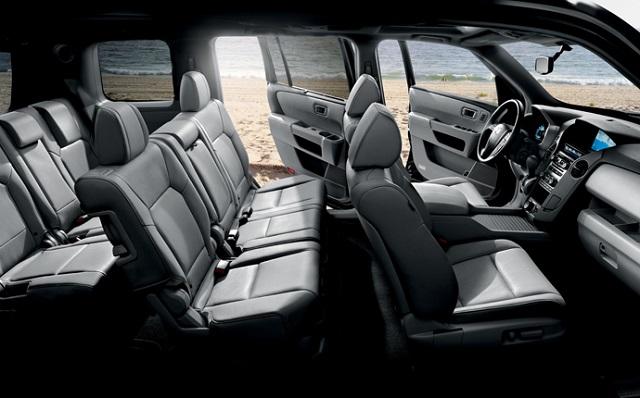 2014 Honda Pilot Exterior And Interior