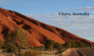 Uluru great spiritual significance