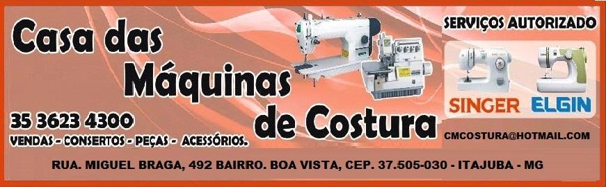 CASA DAS MÁQUINAS DE COSTURA