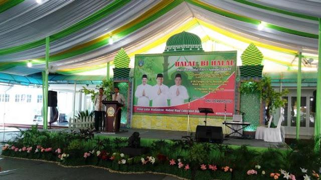 Hari ini Gubsu Gelar Halal bi Halal Bersama Jajaran Pemprovsu
