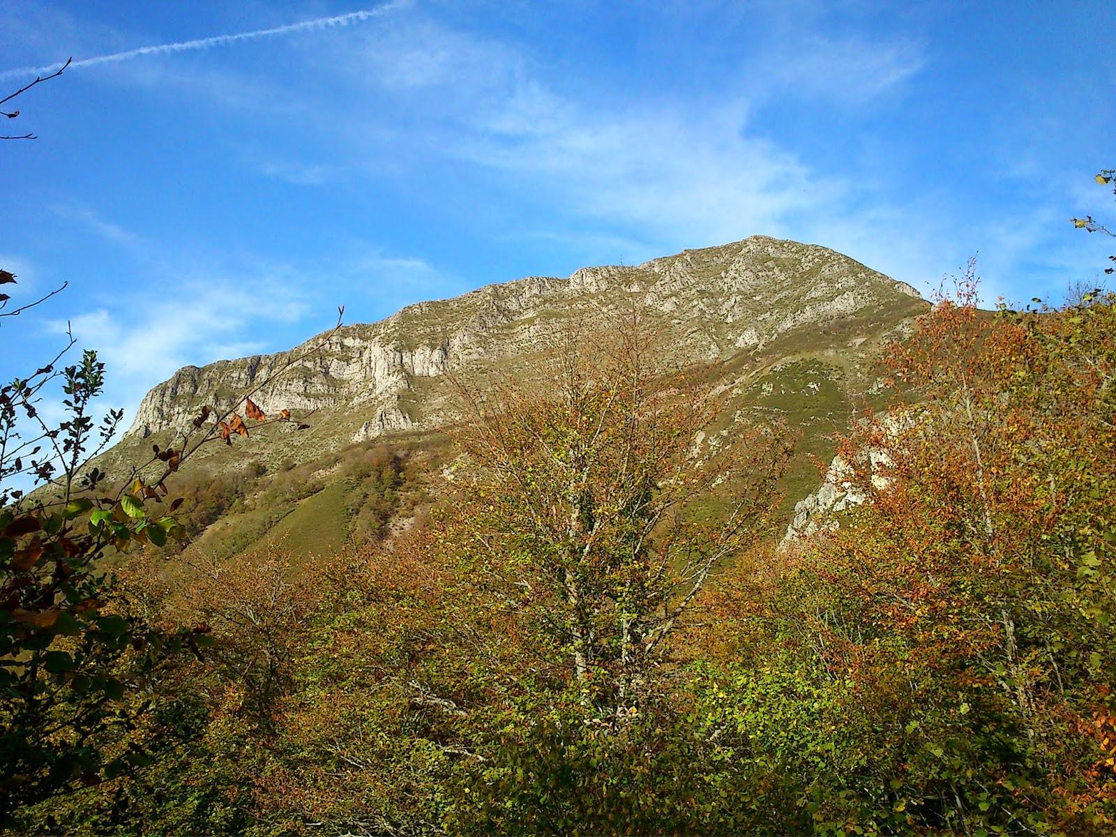 Pico La Senda.