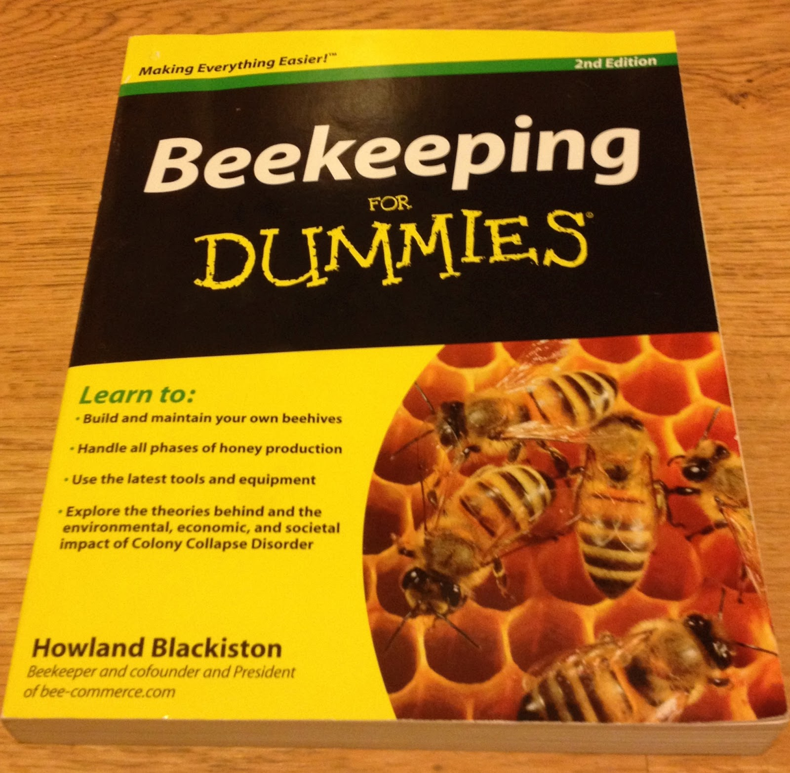 the randall bee blog february 2013