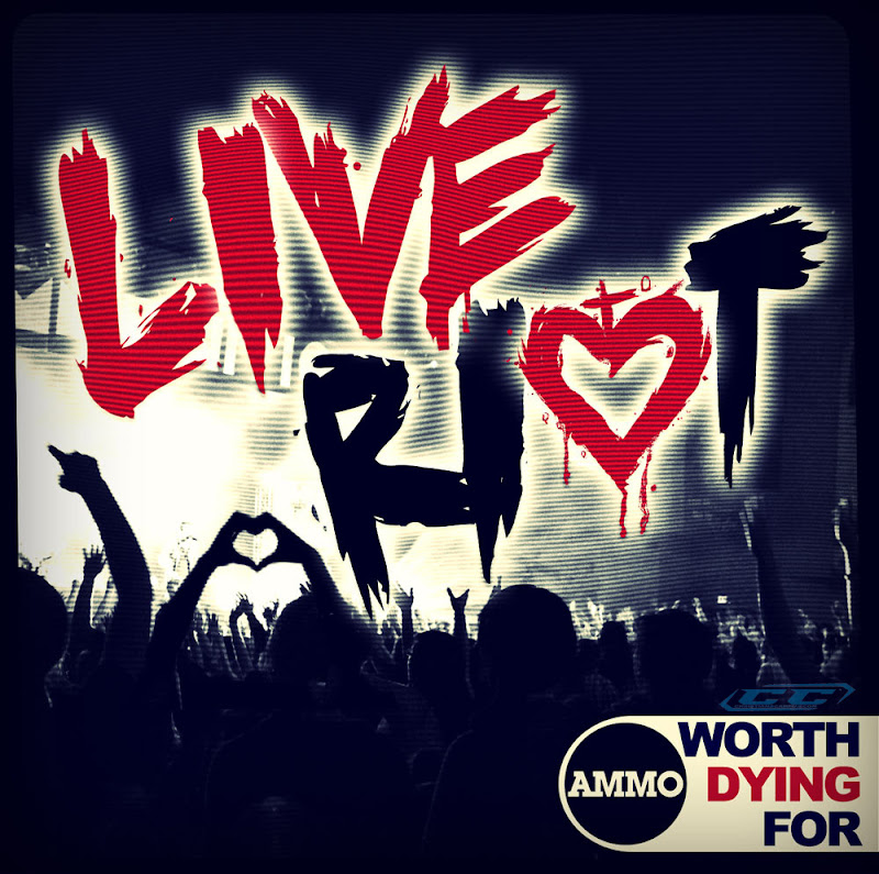 Worth Dying For - Live Riot 2012 English Christian Worship Album