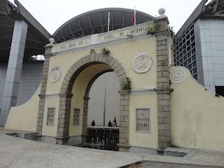 Portas do Cerco, Macau