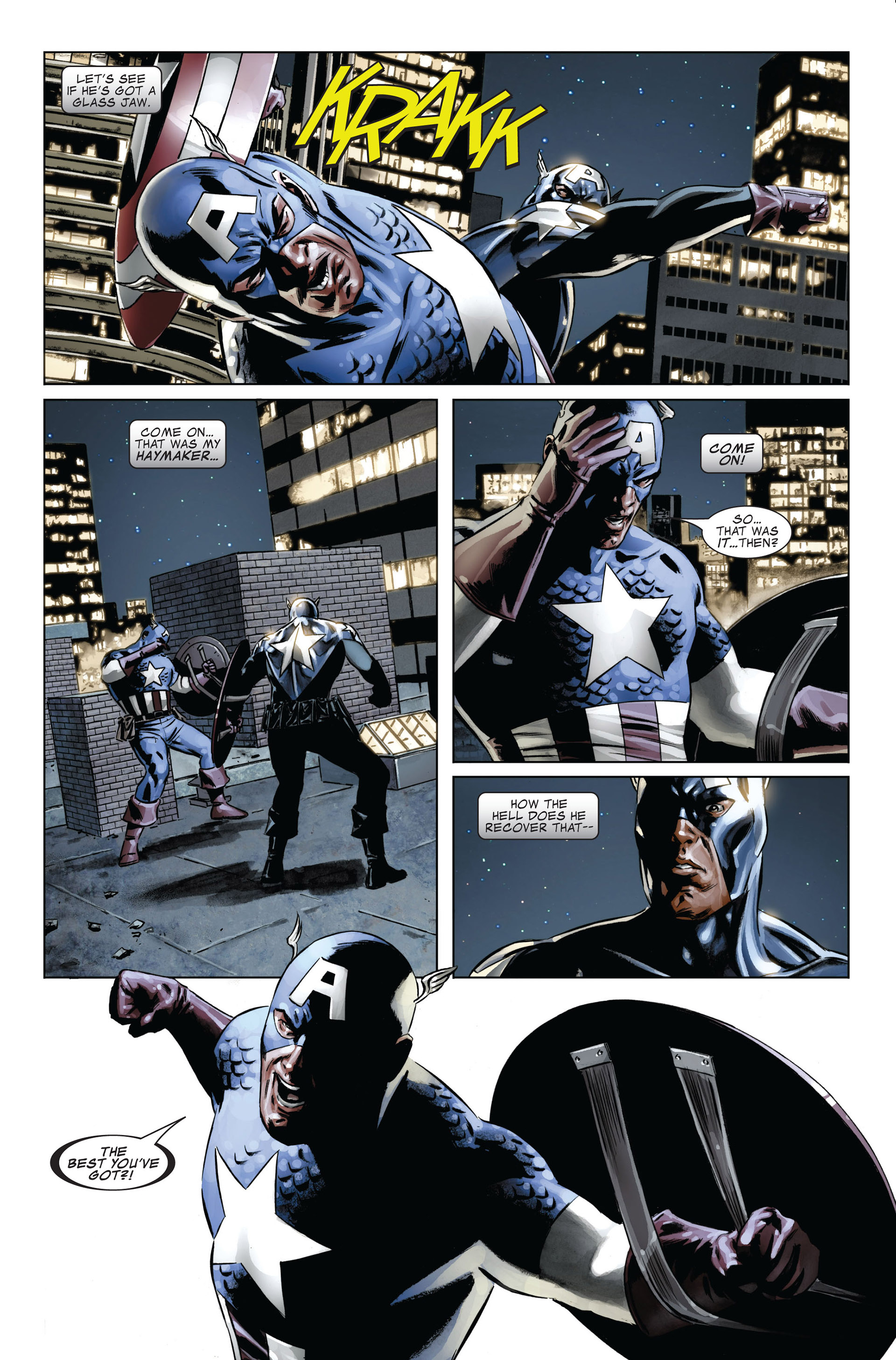Captain America (2005) Issue #40 #40 - English 9